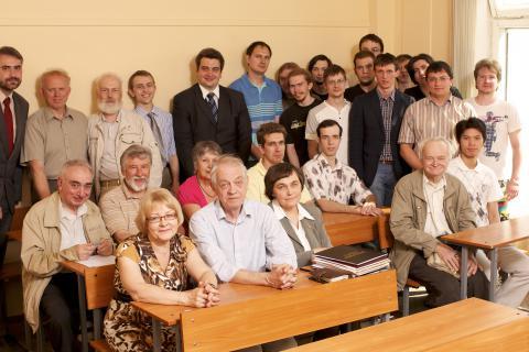 Кафедра системного программирования в 2011 году