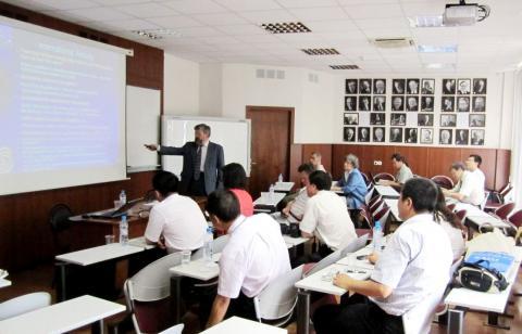 About  CMC-SUNY collaboration by Shobukhov
